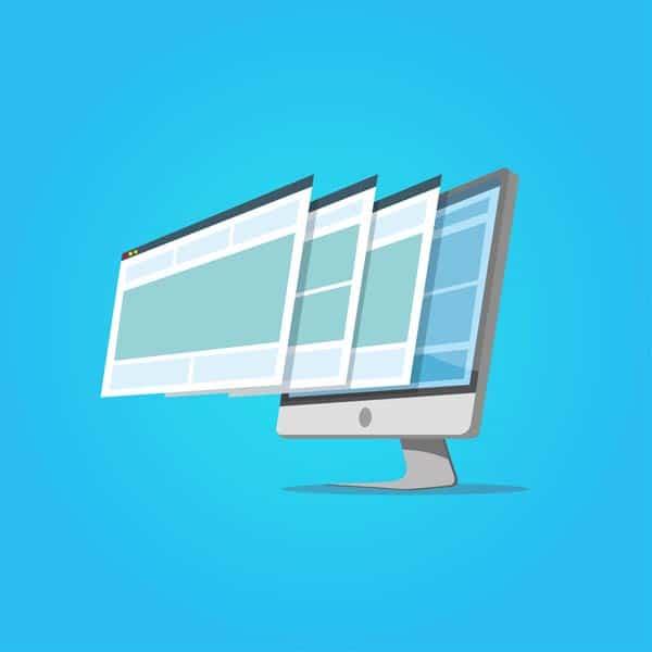 webdesign zusätzliche Seite